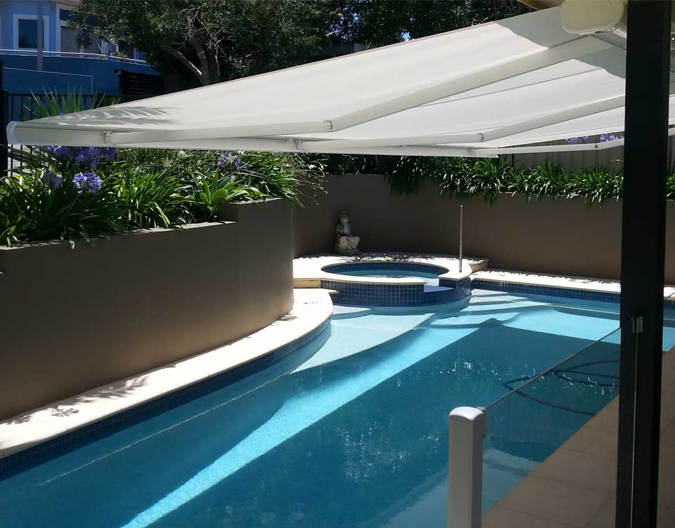Folding Arm Awnings Sydney - Retractable Awnings Sydney