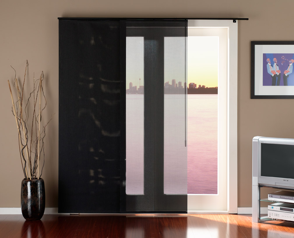Panel Glide Blinds At Inwood Blinds And Awnings
