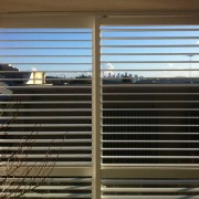 Outdoor Plantation Shutters- Aluminium
