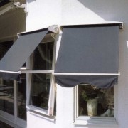 Sun Screens and Awnings