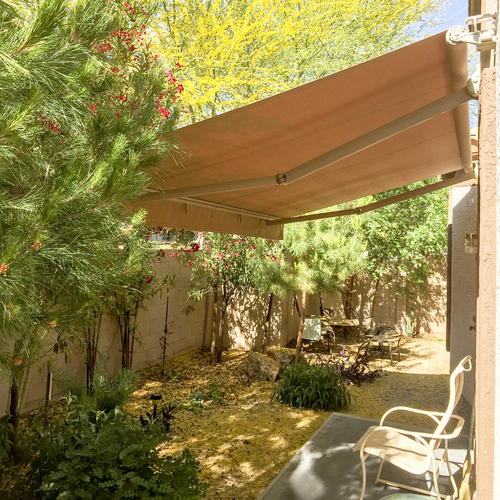 Image of Folding Arms Awnings Sydney by Inwood Blinds and Shutters