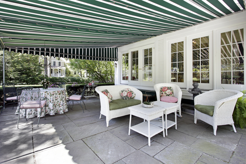 Image of Patio Blinds in Sydney by Inwood Blinds and Shutters