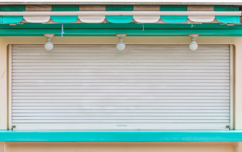 Image of roller shutters in sydney by Inwood Blinds and Shutters