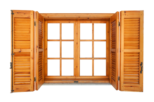 Image of external shutters Sydney by Inwood Blinds and Shutters