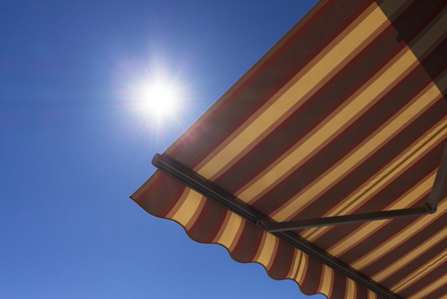 Image of sun blinds in Sydney by Inwood Blinds and Shutters