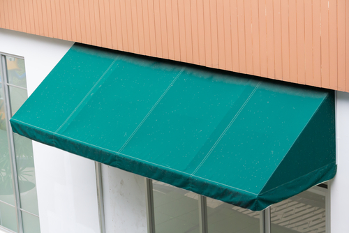 Image of awnings in Sydney by Inwood Blinds and Shutters
