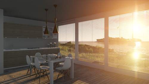 Image of venetian blinds in Sydney by Inwood Blinds and Shutters